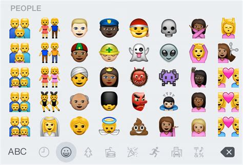 Emoji Blog • 😍 All The New Emojis In Ios 8.3