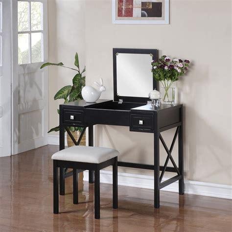 Black Bedroom Vanity Set Bedroom Vanities Design Ideas