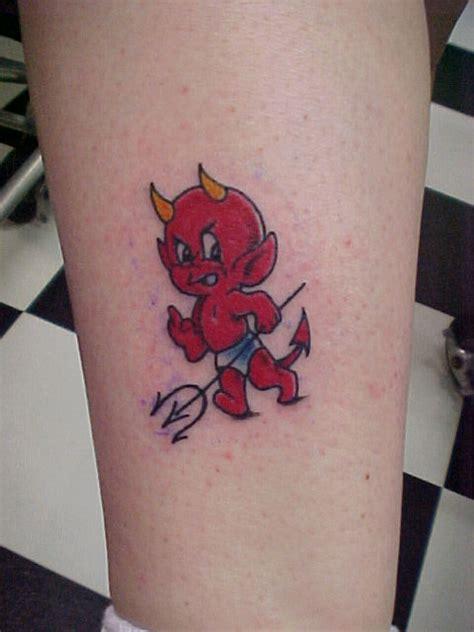 My Tattoo Designs Cute Devil Tattoo