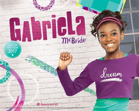 gabriela mcbride  girl   year play  american girl
