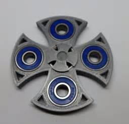 Celtic Cross Spinner Fidget