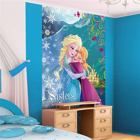 reine des neiges chambre reine des neiges papier peint frozen poster elsa et