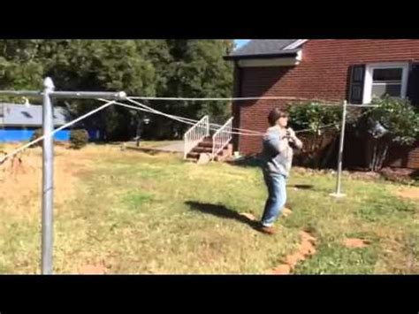 how to rewire a l with a rotary switch how to string your clothesline 1