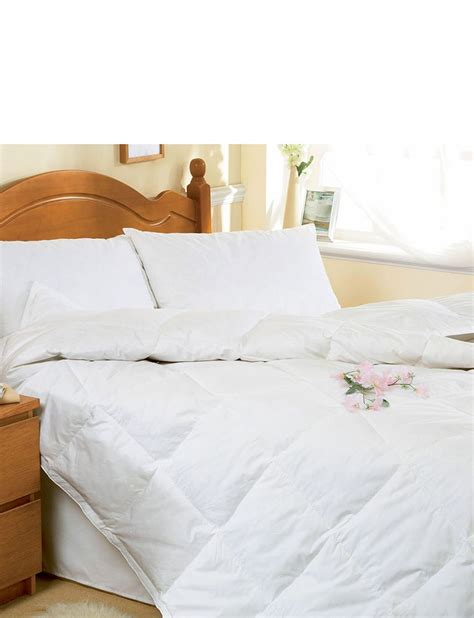 Goose Feather Duvet - goose feather and combination duvet by downland