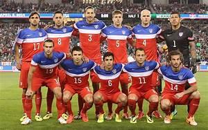 US Men's World Cup Soccer Team