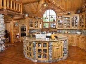log home kitchen ideas build a log home and a kitchen home design garden architecture magazine
