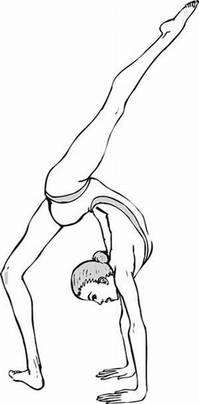 Coloring Ballet Pages Ballerina Dance Dancer Modern