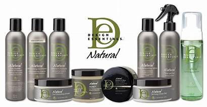 Essentials Natural Cheveux Pour Hair Almond Avocado
