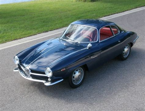 Alfa Romeo Sprint Speciale For Sale by Classic Italian Cars For Sale 187 Archive 187 1964 Alfa