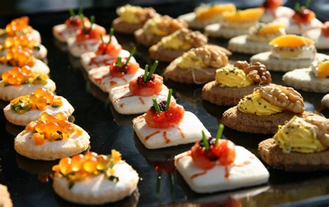 canapes finger food garden ideas how to plan a garden