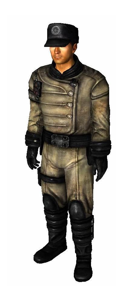 Fallout Enclave Officer Uniform Vegas 40k Suit