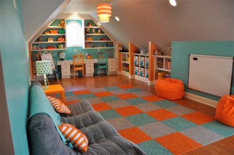 Creative Kids Playroom Design Ideas-style Motivation