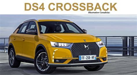 Citroen Ds3 2020 un nouveau ds4 crossback pour 2020