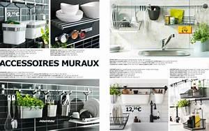 Ikea Accessoires Cuisine : ikea cuisine accessoires muraux ~ Dode.kayakingforconservation.com Idées de Décoration