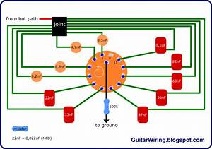 The Guitar Wiring Blog - Diagrams And Tips  Varitone Project