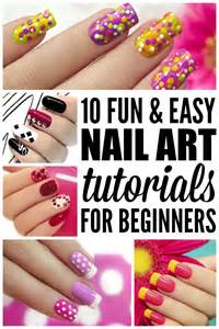 Of fun and easy nail art tutorials for beginners is you