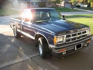 Find Used 1993 Chevrolet S10 In Grimes  Iowa  United States