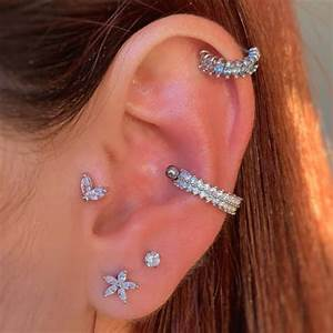 Your Guide To All 12 Popular Types Of Ear Piercings