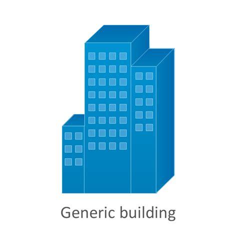 cisco network templates cisco buildings vector