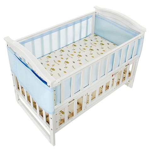 bumpers for cribs mesh bumper for crib baby bed bumper breathable mesh crib