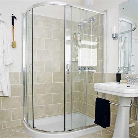 bathroom  corner shower shower rooms image