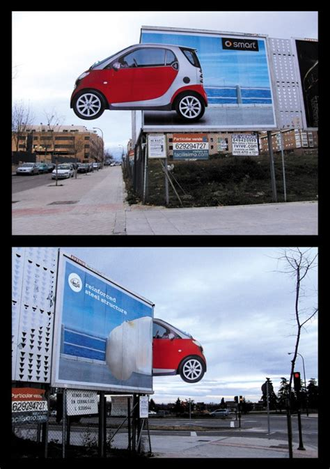 amazing billboard advertising examples creatives wall