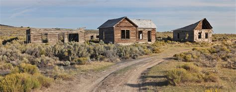 Structures at Piedmont, Wyoming