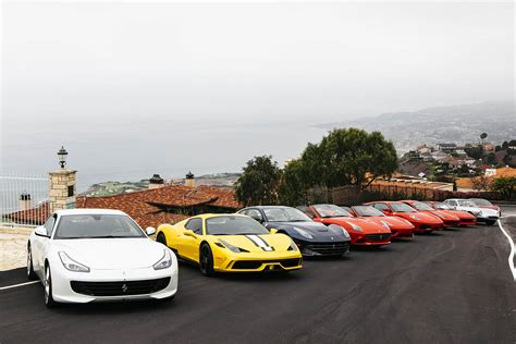 Choose the ferrari model that best suits your tastes and driving needs and take advantage of the professional assistance of your. Ferraristi Take in the Scenic Roads of the Palos Verdes Peninsula | Ferrari South Bay