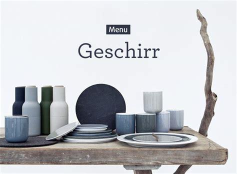 Skandinavisches Design Geschirr by Menu Shop Design3000 De