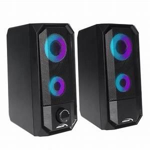 Pc Lautsprecher Bluetooth : bluetooth computer lautsprecher usb aux led f r pc notebook laptop stereo 10w ebay ~ Watch28wear.com Haus und Dekorationen