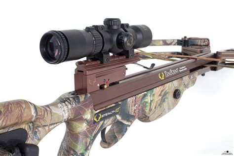TenPoint Stealth XLT Crossbow at ARROW IN APPLE