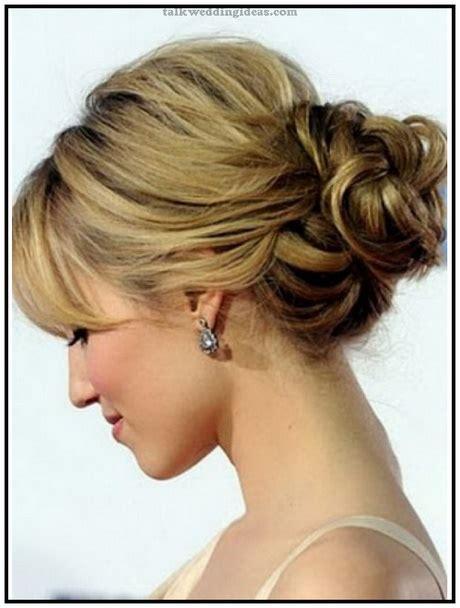 abendfrisuren halblange haare
