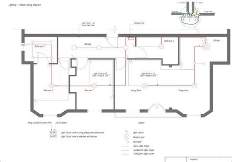 wiring diagram  house lights khabarsnet