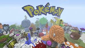 pokemon minecraft game images