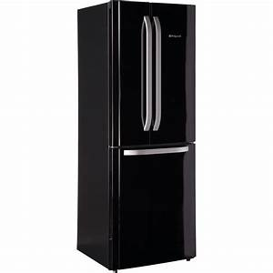 Hotpoint Ffu3dg K Fridge Freezer - Black