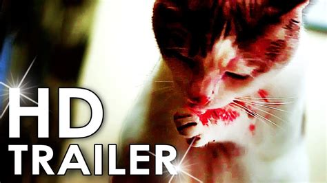 Hell's Kitty Trailer (2018) Cat Movie, Thriller Youtube