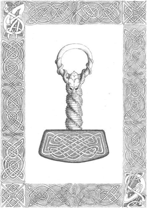 Mjolnir   Asatru   Thor, Thors hammer, Norse pagan