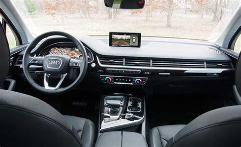 audi q7 interior audi q7 black interior www pixshark images