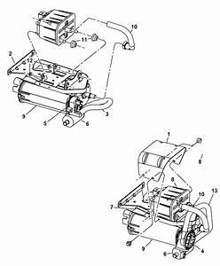 2008 Dodge Ram 1500 Vapor Canister  U0026 Leak Detection Pump