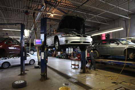 Unique Garage Shop #4 Auto Mechanic Car Garage