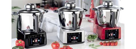 cuisiner à la vapeur magimix cook expert chrome mat multifonction