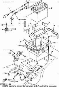Yamaha Waverunner Parts 1995 Oem Parts Diagram For