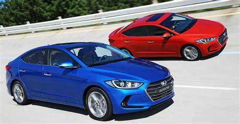 New 2018-2019 Hyundai Elantra – 6th generation model ...