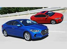 New 20182019 Hyundai Elantra – 6th generation model