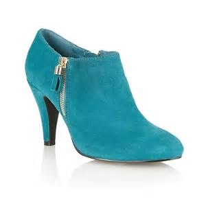 lotus lotus mayon teal zip shoe boot lotus from