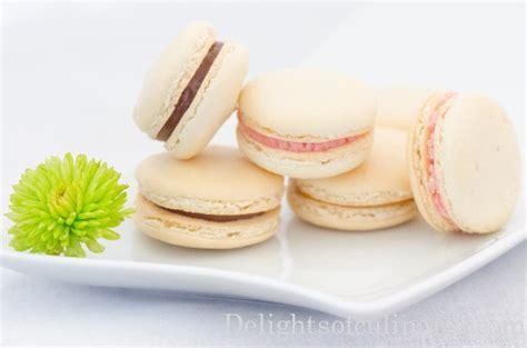 macaron recipe  almond flour