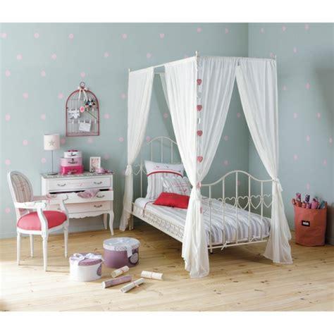 lit a baldaquin enfant le lit baldaquin enfant comment faire la d 233 co pour la chambre