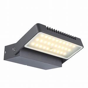 Außenbeleuchtung Haus Led : led 6 watt wandleuchte lampe terrasse au enbeleuchtung ~ Lizthompson.info Haus und Dekorationen