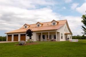 Custom 24 x 72 metal building home w porch hq plans for Custom built metal homes