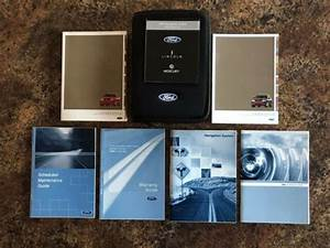 2006 Ford Freestyle Owners Manual W   Navigation Manual